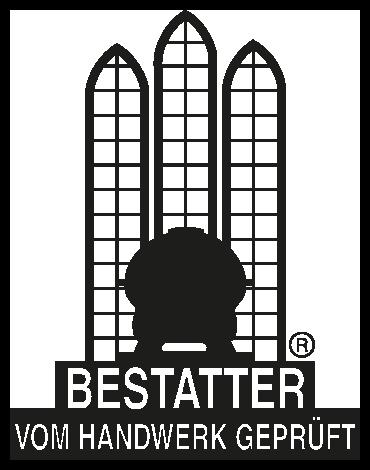 Markenzeichen der Bestatter - Vom Handwerk geprüft